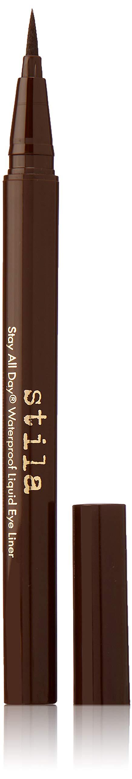 stila Stay All Day Waterproof Liquid Eye Liner, Dark Brown
