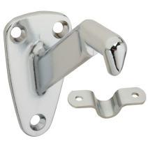 National Hardware N274-241 V112 Handrail Bracket in Chrome
