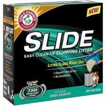Arm & Hammer Slide Cat Litter - Clumping Non-Stop Odor Control