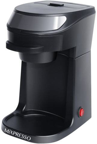 MiXPRESSO Single Serve Coffee Maker   Personal Cup Brewer   Drip Coffee Machine- Single Cup Coffee Maker