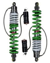 Phantom Pro Sport Series Remote Reservoir Front Shock - RZR S 800 (Pair) - 175 lbs.