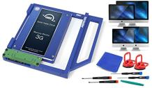 OWC Data Doubler Kit for 2009-2011 iMac, OWC 500GB 3G SSD with Mounting Solution and Toolkit