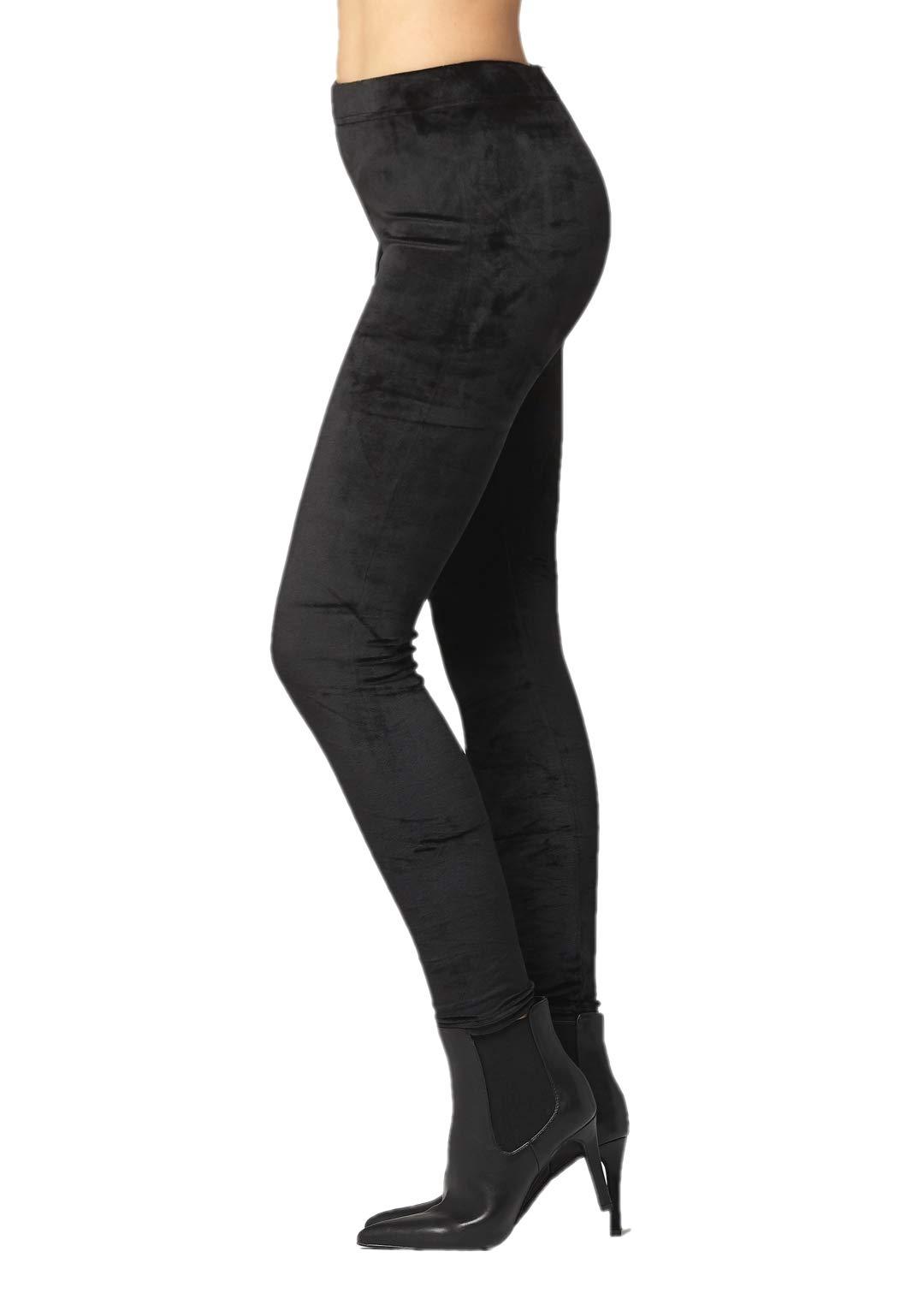Premium Ultra Soft Velvet Leggings for Women - Regular and Plus Sizes - 20+ Colors