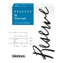 D'Addario Woodwinds DBR1045 Reserve Eb Clarinet Reeds, Strength 4.5, 10-pack
