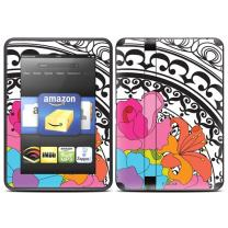 "Kindle Fire HD (fits 7"" only) Skin Kit/Decal - Barcelona"