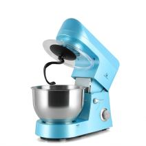 MURENKING Stand Mixer SM168 650W 5-Qt 6-Speed Tilt-Head Kitchen Electric Food Mixer with Accessories (Sky Blue)