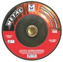 Mercer Abrasives 620020-25 Type 27 Depressed Center Grinding Wheels 4-Inch by 1/8-Inch by 5/8-Inch, 25-Pack