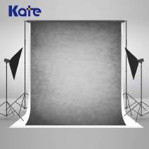 Kate 5×7ft Grey Black Abstract Photography Backdrop Texture Microfiber Old Master Gray Backdrop Professional Head Shot Portrait Fabric Photo Studio Props