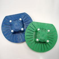 Bel-Art Spinbar Magnetic Stirring Bar Sink Strainer; Green (F37787-0001)