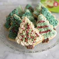 ColorKitchen Christmas Tree Holiday Sprinkles - Natural, Plant-Based Ingredients