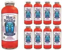 Blue Buddha - Organic Wellness Tea - Cherry Lavender Organic (Pack of 8)
