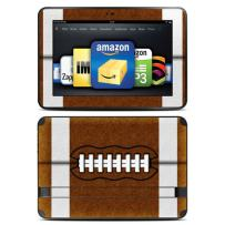 """Kindle Fire HD 8.9"""" Skin Kit/Decal - Football (will not fit HDX models)"""
