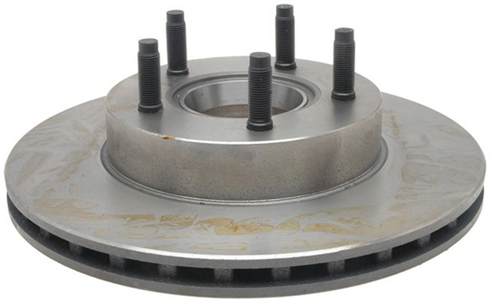 Raybestos 6005R Professional Grade Disc Brake Rotor & Hub Assembly