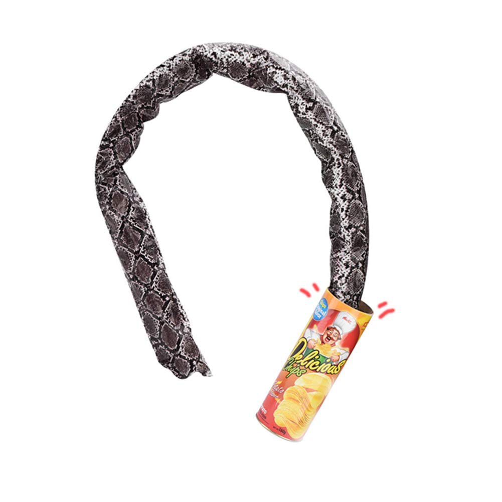 Potato Chip Snake In A Can-Gag Gift Prank Joke Funny Shocking Toys for Men Adult April Fools' Day and Halloween Party Decoration
