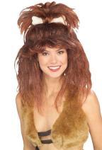 Rubie's Costume Cavewoman with Bone Wig