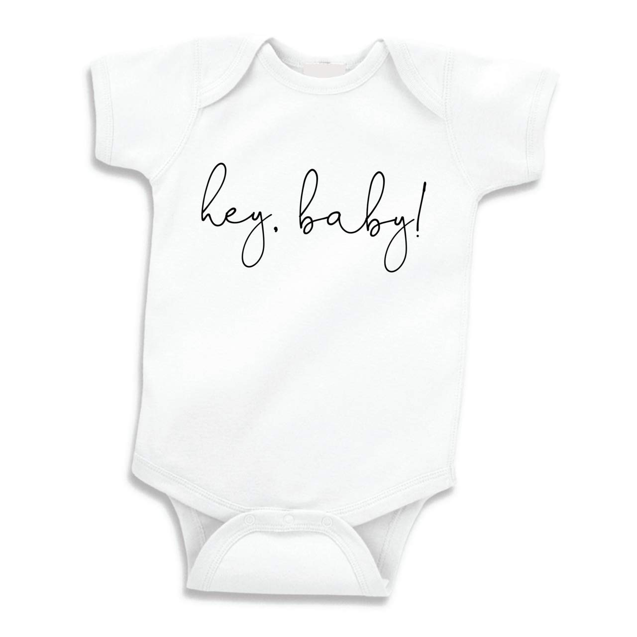 Baby Announcement Gifts for Grandparents, Hey Baby