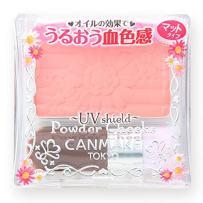 CANMAKE Powder Cheeks PW33 Shell Pink
