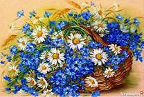 Diamond Painting Kits for Adults Kids, 5D DIY Flower Diamond Art Accessories with Round Full Drill for Home Wall Decor -15.7x11.8inches