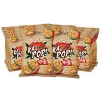 Ka-Pop! Popped Chips, Red & Green Sriracha (1oz, Pack of 24) - Allergen Friendly, Sorghum, Gluten-Free, Paleo, Non-GMO, Vegan, Whole Grain Snacks, As Seen on Shark Tank