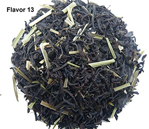 Nargis Assam Loose Leaf Relax Black Tea for Digestion & Stress Relief/100% Pure Natural Herbal Anti Oxidant Soothing Refresh Hot Tea/Organic Lemongrass & Ginger Flavor Calming Chai, 3.53 oz