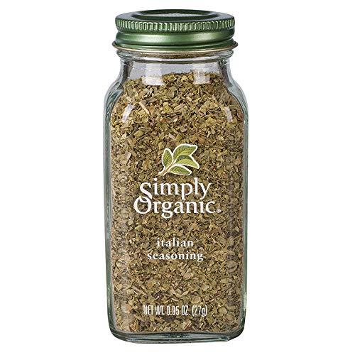 Simply Organic Italian Seasoning, Certified Organic   0.95 oz