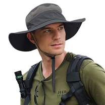 Bayinbulak Fishing Sun Hat Hats for Men Beach Summer Sun UV Protection Hiking Camping Outdoor Cap