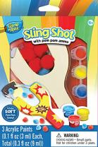 Masterpieces Works of Ahhh Sling Shot Paint Kit