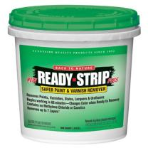 Sunnyside Corporation Back ack to Nature Ready-Strip Plus Paint & Varnish Remover, Quart, 65832