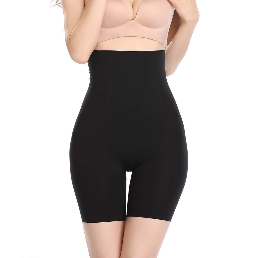 Joyshaper Shapewear for Women Thigh Slimmer Under Dress Shorts High Waist Tummy Control Panties Body Shaper