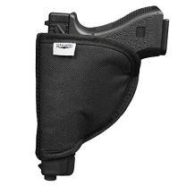 Stealth Velcro Pistol Holster Compact Handgun Storage - Gun Safe Solution…