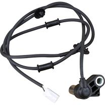 AIP Electronics ABS Anti-Lock Brake Wheel Speed Sensor Compatible Replacement For 2003-2008 Mazda 6 Rear Right Passenger Oem Fit ABS317
