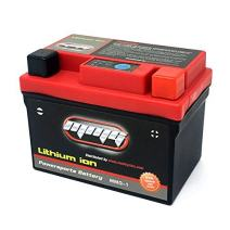 MMG Powersport Sealed Lithium Ion Battery 12V 120CCA Replacement for YTX4L-BS YTX5L-BS YTZ5S for Motorcycles Scooters ATV UTV