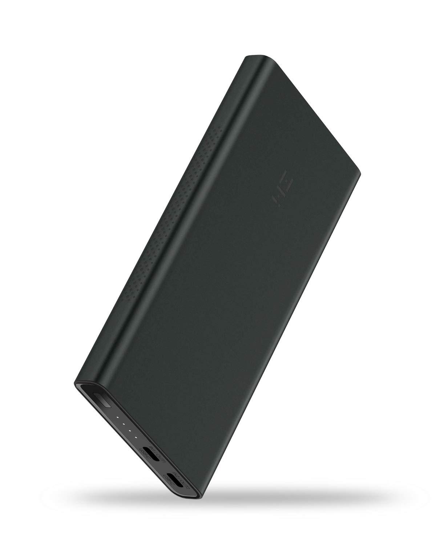 ZMI PowerPack Ambi 10000mAh Dual USB C UPS Power Bank Battery Pack USB PD for Pixel 4/3a/3/2 XL, Nintendo Switch, iPhone 11 Pro, iPhone 11 Max, iPad Pro 2018, Razer Phone 2