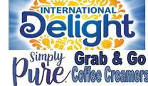 100CT Coffee Creamers Variety Pack with Butterscotch, Irish Cream, Hershey's Choc Caramel, Reese's, Cinnabon,, Cold Stone Sweet Cream, and French Vanilla. Single Serve Non-Dairy.International Delight,