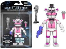 """Funko Five Nights at Freddy's Funtime Freddy Articulated Action Figure, 5"""""""