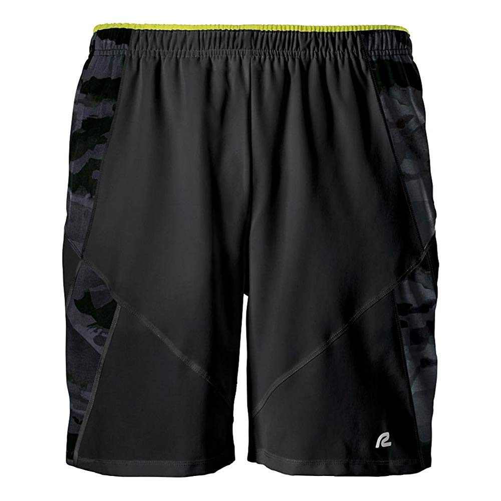 "Road Runner Sports Men's Out of Sight 2-in-1 7"" Short"