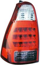 Dorman 1611278 Driver Side Tail Light Assembly for Select Toyota Models