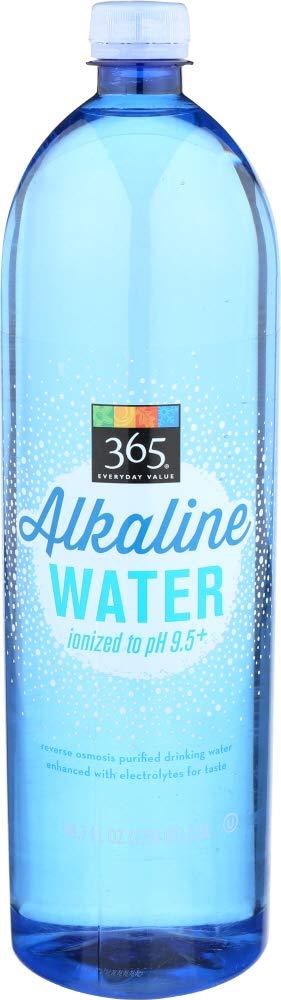365 Everyday Value, Alkaline Water pH 9.5+, 50.7 Fl Oz