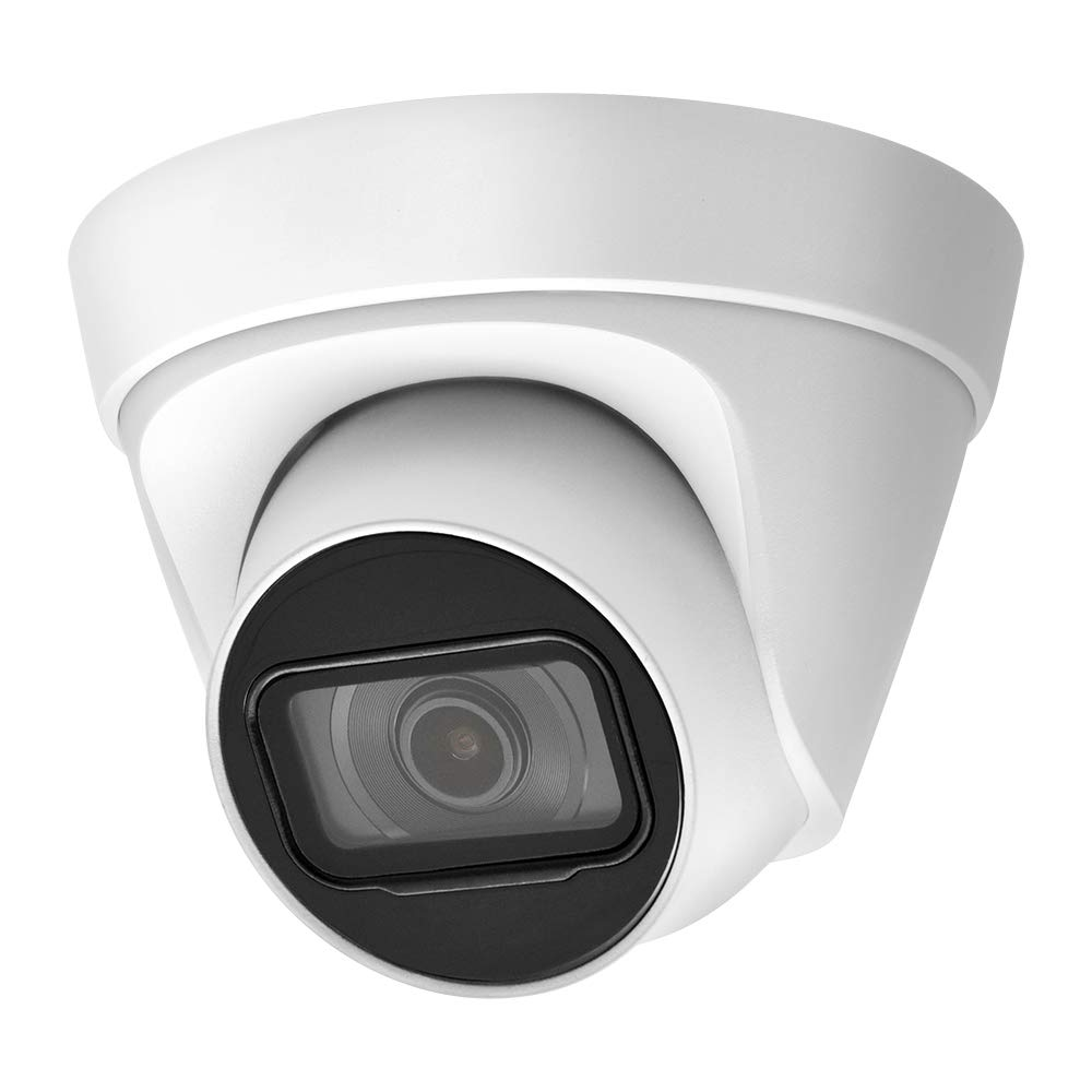 4MP POE IP Dome Security Camera,Night Vision 98ft,Weatherproof IP67,H.265,WDR,Mini Dome Indoor Network Surveillance Camera,ONVIF Compaliant Wide Angle 2.8mm Lens,Motion Detection,(OEM IPC-HDW1431T1)
