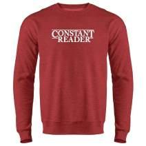 Stephen King Rules Horror Movie Book Merchandise Crewneck Sweatshirt for Men