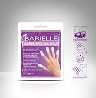 Barielle Nourishing Nail Mask with Argan and Coconut Oil 4-Count