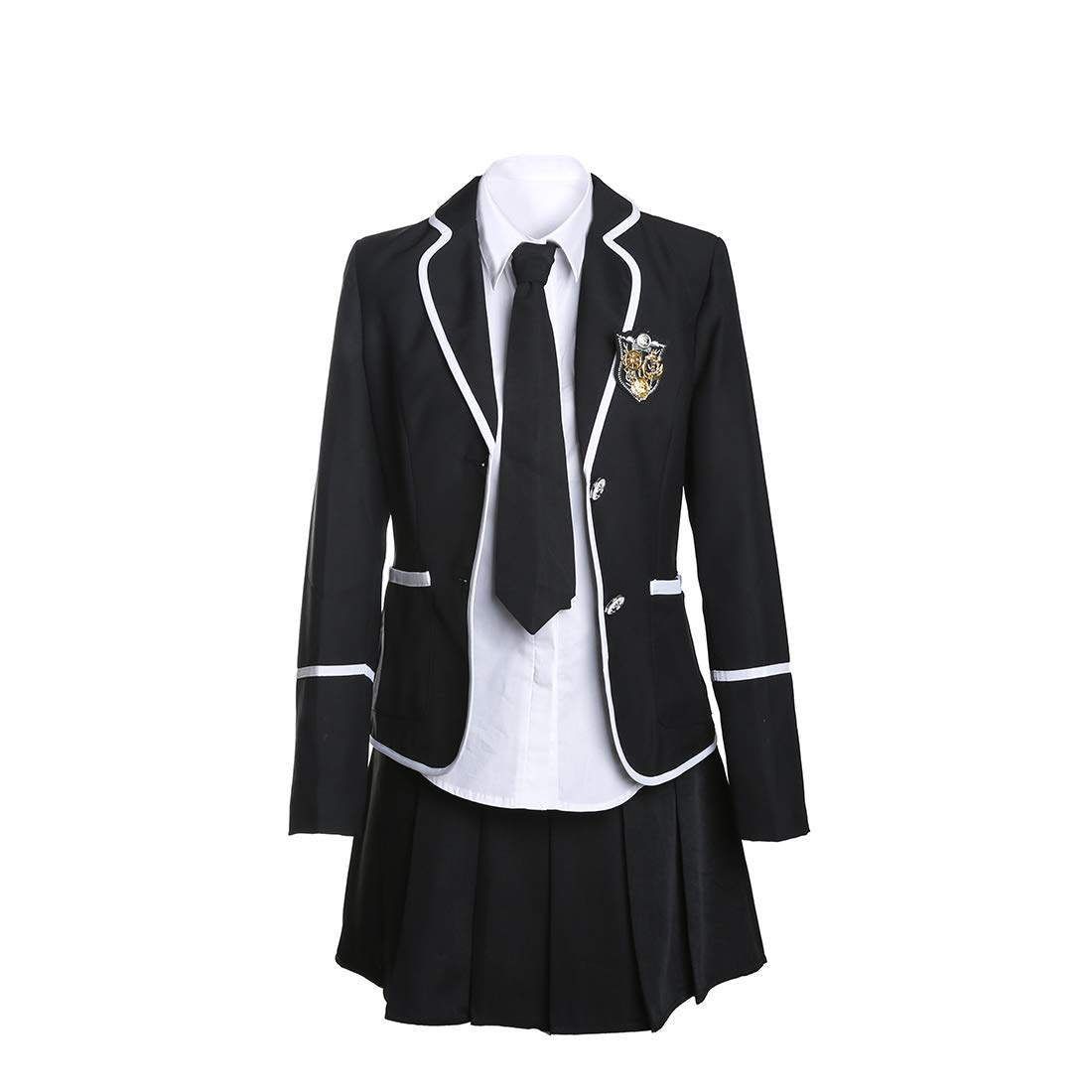 URSFUR School Girl Outfit - Japan Korean School Girl Costume Cosplay School Anime Costumes for Women