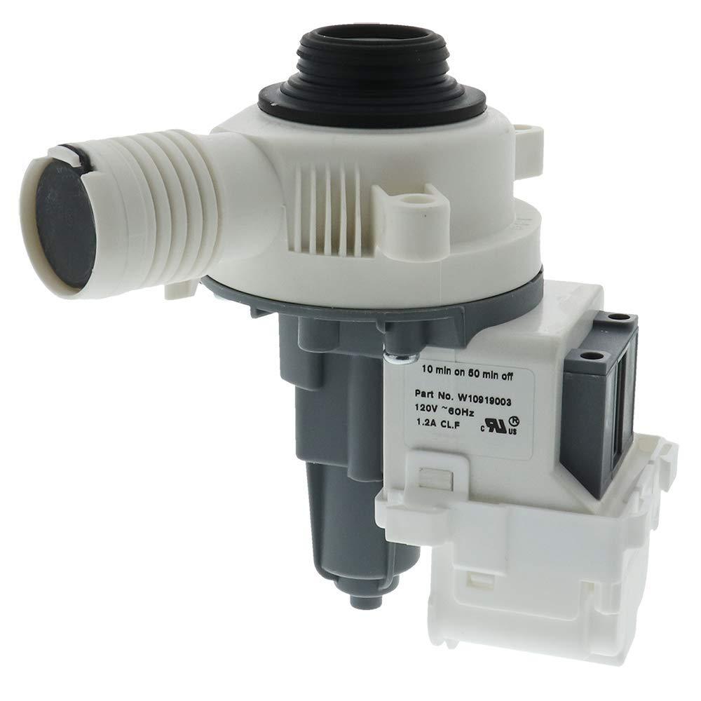 ERP W10919003 Washer Drain Pump