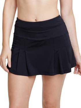 Performance Training /& Running Skirt Black TAIPOVE Womens Athletic Tennis Skort