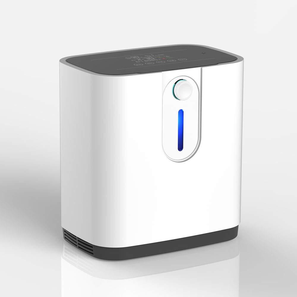AMONOY 1-7L O2 Bar for Home Use (Machine (Including 1 Tube))