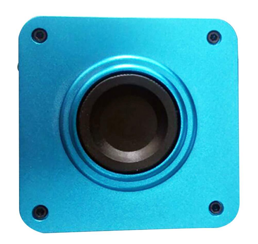 Astcampan 16MP Full HD 1080P 60FPS HDMI Full USB C-Mount HD 4K Industry Microscope Camera (16MP Microscope Camera, Blue)