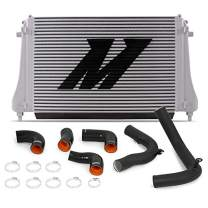 Mishimoto MMINT-MK7-15KWBK Intercooler and Piping Kit Fits Volkswagen MK7 Golf TSI/GTI/R 2015+