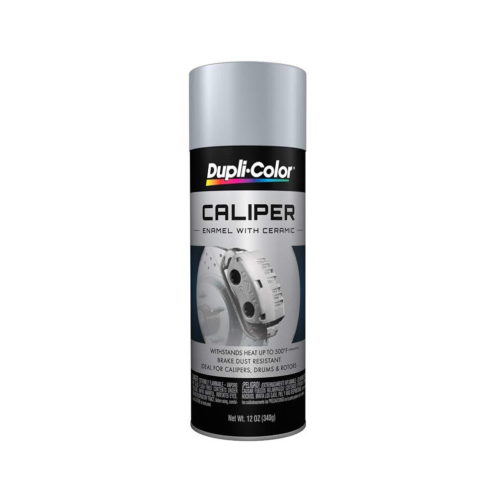Dupli-Color (BCP103-6 PK) Silver Brake Caliper Paint - 12 oz. Aerosol, (Case of 6)