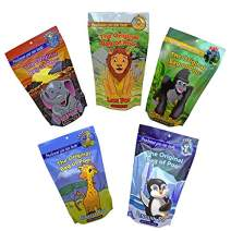 The Original Bag of Poo, Novelty Poop Cotton Candy Gag Gift (Zoo Variety Pack)