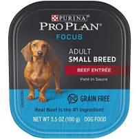 Purina Pro Plan Small Dog Food Grain Free Wet Dog Food